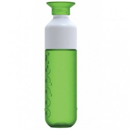 dopper fles groen drinkfles waterfles