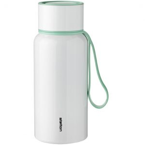 Stelton To Go waterfles aluminium 750ml mint