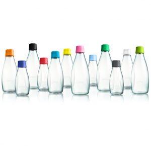 Retap flessen kleuren overzicht
