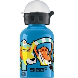 Sigg go team aluminium kinder drinkfles