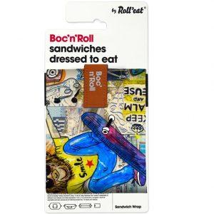 Boc'n Roll  teenboy_1 herbruikbare lunchverpakking