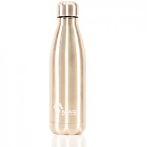 Made Sustained 350ml insulated bottle Silver