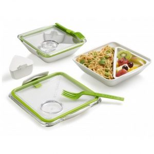 Black & Blum box appetit lunchbox lime white