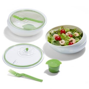Black & Blum lunch bowl lime