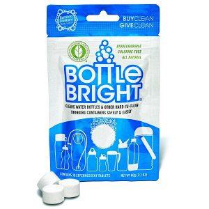 Bottle Bright schoonmaaktabletten