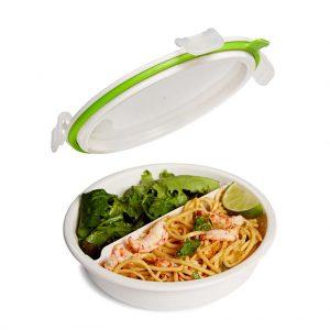 lunch box rond laag impressie 2