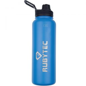 Rubytec Shiar cool drink bottle Blue 1,1 Liter