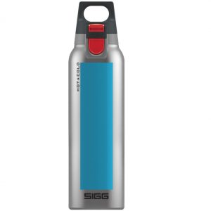 Sigg hot and cold aqua 500ml rvs dubbelwandige fles